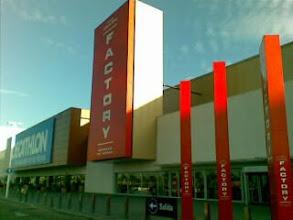 Photo: En tiempos de crisis, el Factory de Sanse es una buena opcion :-)-desde mi Nokia E61i