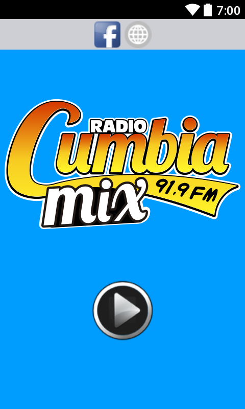 Radio Cumbia Mix - 91.9- screenshot