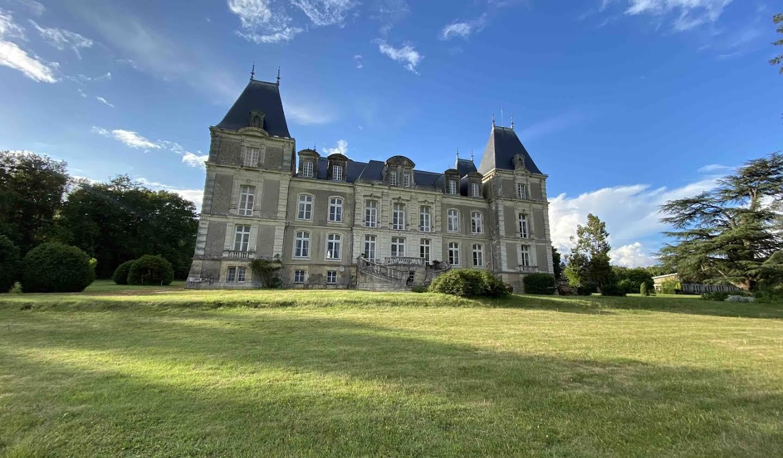 Château Maine-et-Loire