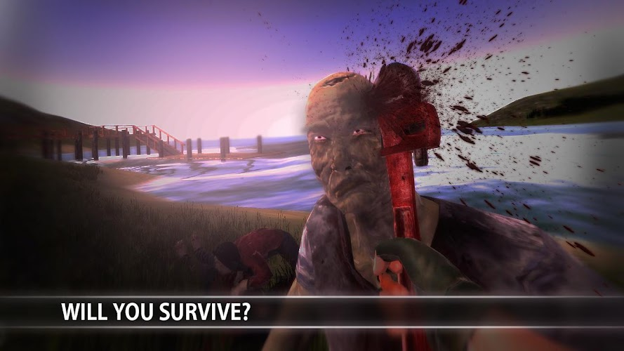 Experiment Z - Zombie Survival APK Mod v9 [Unlimited Everything] - screenshot