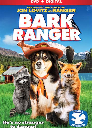 Bark Ranger Dublado