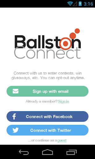 BallstonConnect