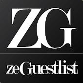 ZG Guest List Application