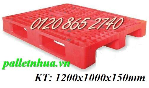 Pallet nhựa 1200x1000mm