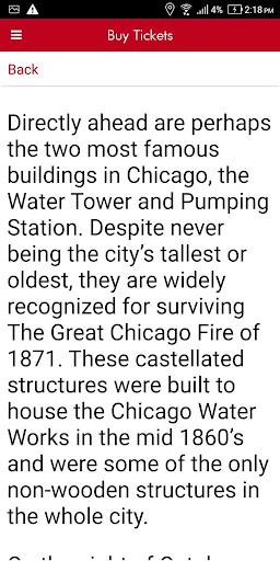 Chicago Trolley Tours screenshot 4