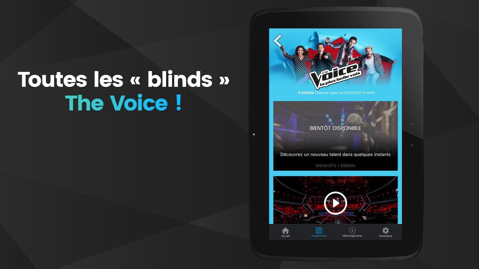 mytf1 vr - réalité virtuelle – applications android sur google play
