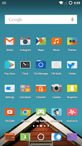 Matrix icon pack screenshot 1
