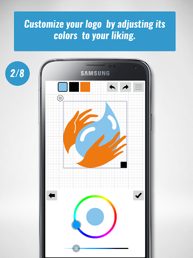 Logo Maker Premium 1.1.2 screenshots 2