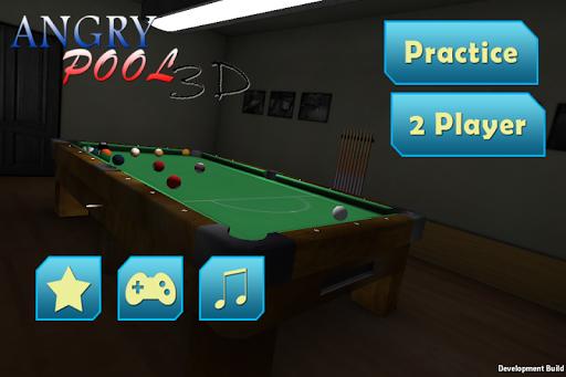 Angry Pool 3D 2015