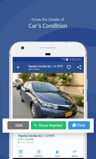 PakWheels: Buy & Sell Cars  screenshots 4