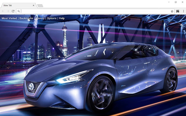 Nissan GTR  Wallpaper HD Cars New Tab Themes