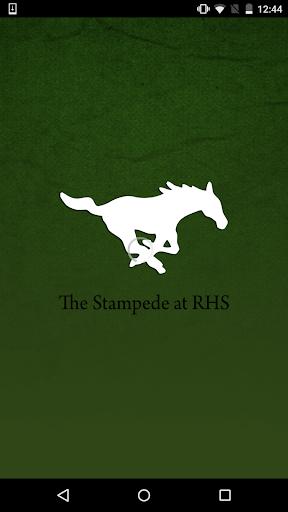 The Stampede at RHS