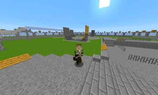 Skateboard Mod - minecraft screenshot