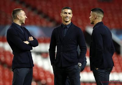 🎥 Cristiano Ronaldo de retour à l'entraînement avec Manchester United... 12 ans après
