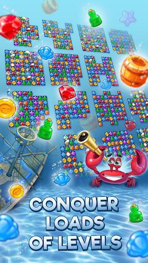 Pirates & Pearls: A Treasure Matching Puzzle 1.5.500 screenshots 4