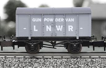 Photo: 2F-013-003 Gunpowder Van