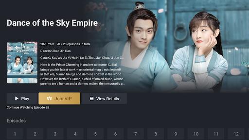 iQIYI Video u2013 Dramas & Movies 4.8.0 screenshots 5