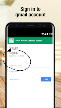 All Email Access with Caller ID