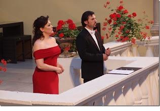 Photo: Schlosskonzerte Weikersdorf 2014. Anna Ryan, Russi Nikoff. Foto: Herta Haider