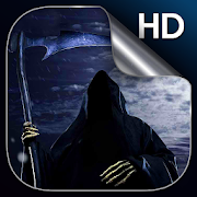 Grim Reaper Live Wallpaper HD