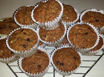 Hearty Morning Muffins
