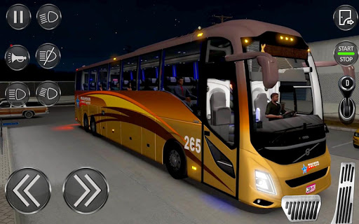 City Coach Bus Driving Sim : Bus Games 2020 screenshots 10