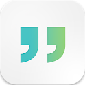 Simple Quote Widget - Quote of the day widget icon