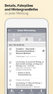 DB Bauarbeiten- screenshot thumbnail