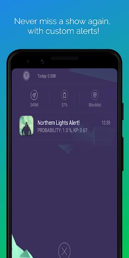 Northern Eye Aurora Forecast 3.3 Screenshots 5