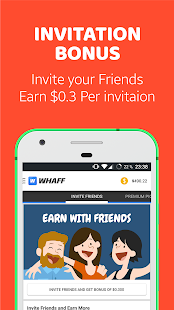 WHAFF Rewards- screenshot thumbnail