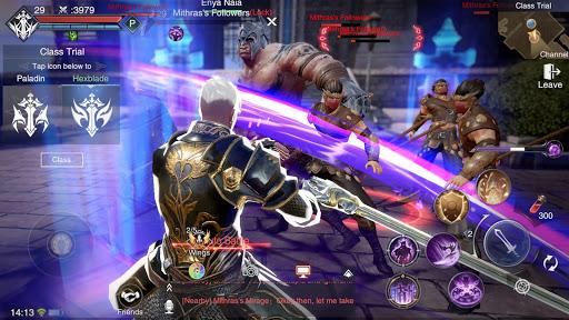 Forsaken World: Gods and Demons 1.0.0 screenshots 7