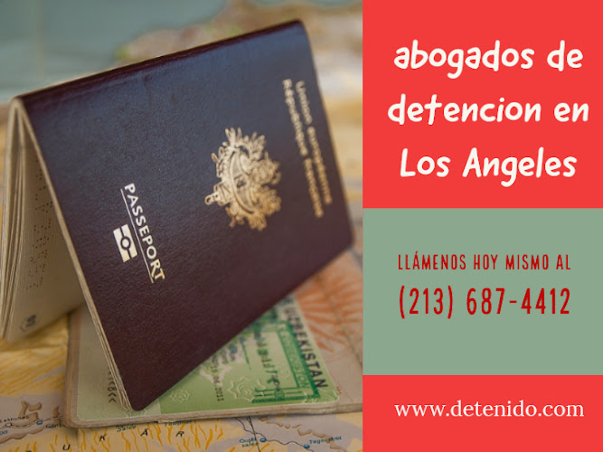 abogados de detencion en Los Angeles
