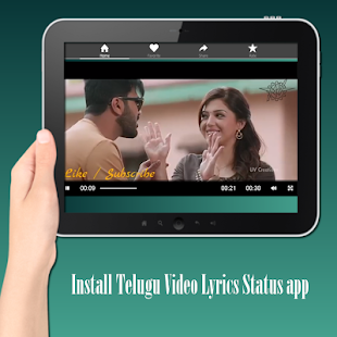 Telugu Video Lyrics Status - náhled