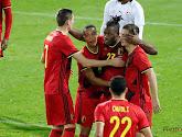 Les Diabls Rouges renversent la Suisse grâce à un doublé de Michy Batshuayi