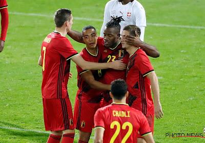 De Rode Duivels winnen met 2-1 van Zwitserland