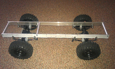 Album Archive Dodge Ram Flatbed Homemade Rc Truck Chassis