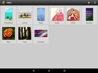 ArtRage Oil Painter Free APK screenshot thumbnail 7