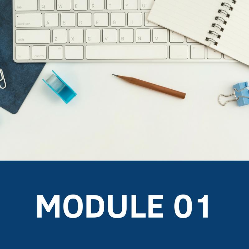 MODULE O1