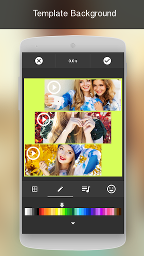 Video Collage: Mix Video&Photo 1.52 screenshots 2
