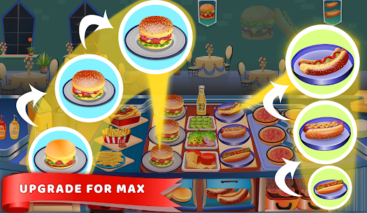 Cooking Max – Mad Chef's restaurant game 4