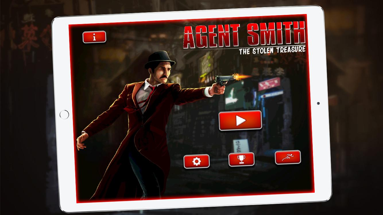 AgentSmith - TheStolenTreasure- screenshot