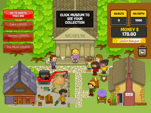 Big Dig Treasure Clickers 1.4.11 screenshots 5