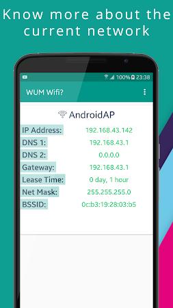 Who Use My WiFi? Network Tool 6.0.0 screenshot 2092640