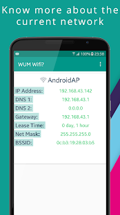 App Who Use My WiFi? ? Network Tool APK for Windows Phone