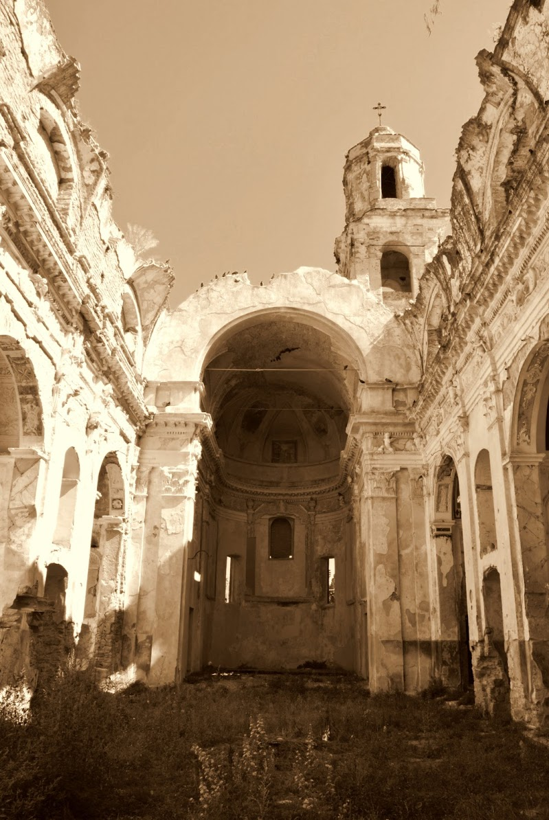 C'era una volta una chiesa... di Dama