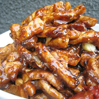 Chinese Pork With Black Bean Sauce Recipes