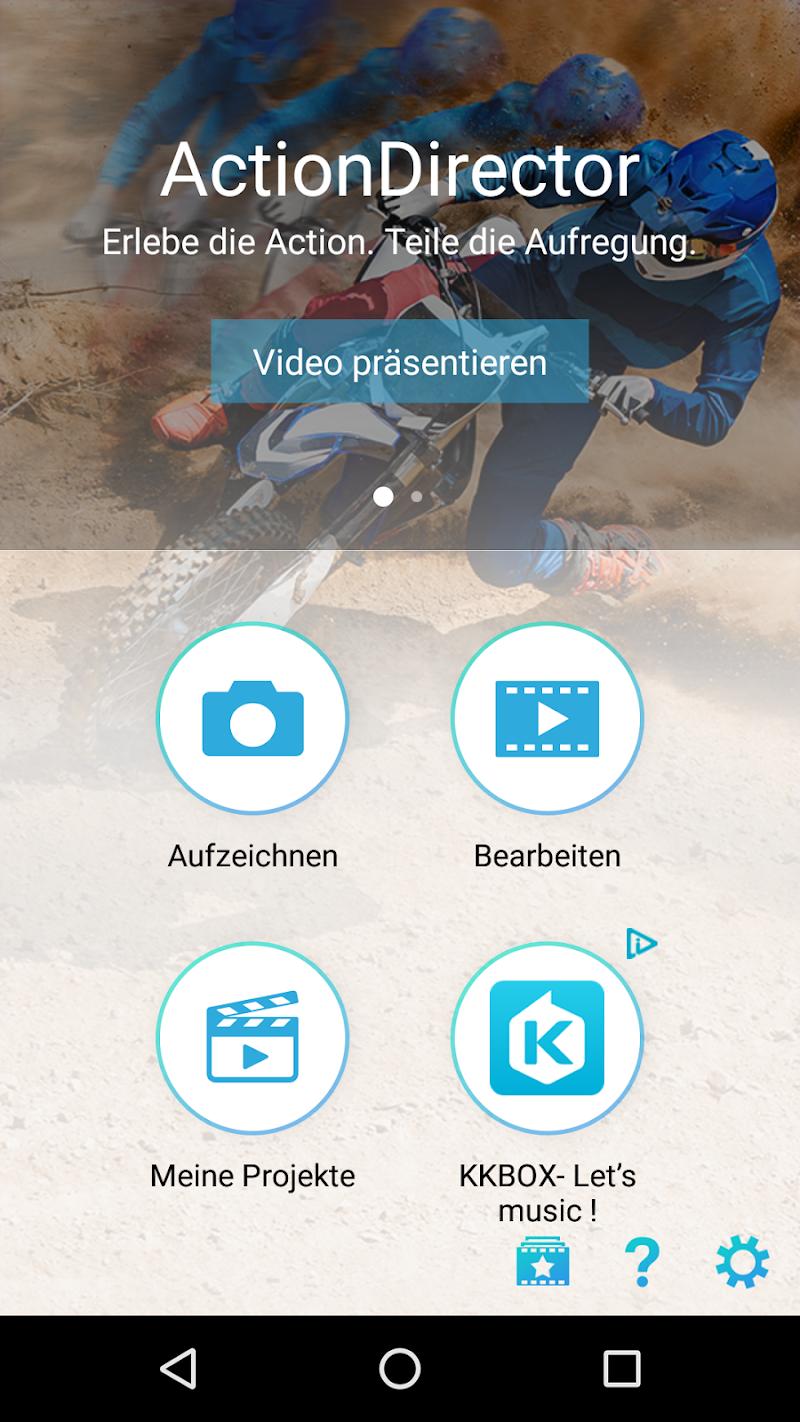 ActionDirector Video Editor – Edit Videos Fast v3.7.0 [Unlocked] [Latest]