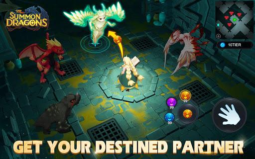 Summon Dragons 1 screenshots 8
