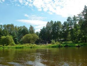 Photo: kajaki w Kulach