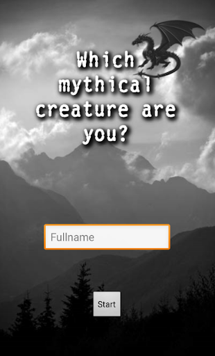 Which myth creature are you